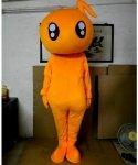 Chodząca maskotka - Orange Music Baby
