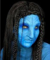 Maska klejona na twarzy - Avatar Deluxe