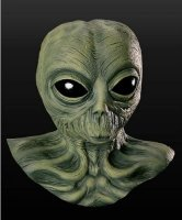 Maska lateksowa - Alien Deluxe