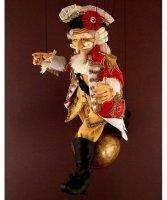 Marionetka wenecka - Baron von Munchausen (73 cm)