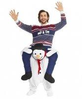 Kostium Carry Me Boże Narodzenie - Bałwan