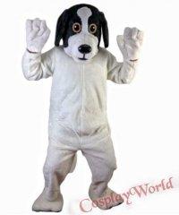 Chodząca żywa duża maskotka - Pies Łapa
