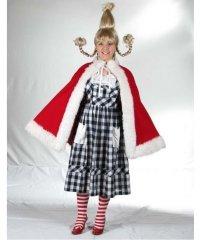 Profesjonalny strój przyjaciółki Świętego Mikołaja - Cindy