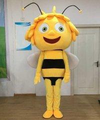 Strój żywej maskotki - Pszczółka