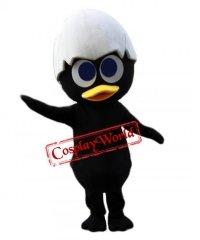 Strój chodzącej maskotki - Kurczak Skorupka