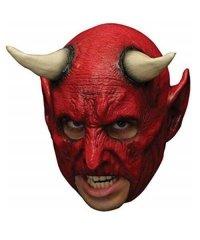 Maska lateksowa - Diabeł nerwus