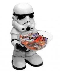 Ozdoba - Stojak na słodycze Star Wars Stormtrooper 50 cm