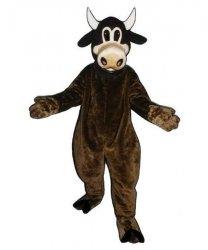 Strój chodzącej maskotki - Krowa 9