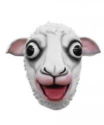 Maska lateksowa - Owca
