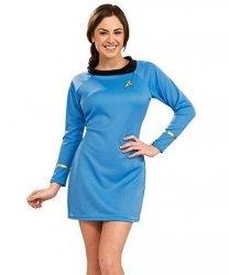 Kostium z filmu - Star Trek Blue Dress