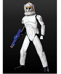 Kostium z filmu - Star Wars Clone Trooper Cody
