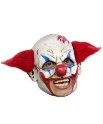 Maska lateksowa - Klaun II