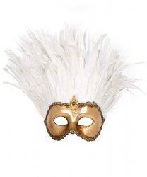 Maska wenecka - Colombina Incas Sacchi 6