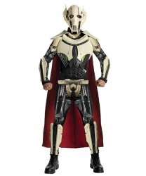 Kostium z filmu - Star Wars General Grievous XL
