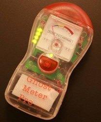 Ghost Hunters - Detektor pola elektromagnetycznego (EMF) - Ghost Meter Pro