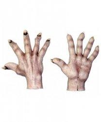 Sztuczne dłonie - Czarownica