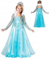 Kostium dla dziecka - Królowa Śniegu