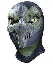 Maska lateksowa - Mortal Kombat Reptile