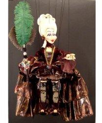 Marionetka wenecka - Lady Special Edition (75 cm)