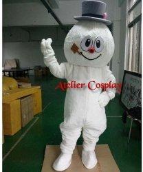 Strój chodzącej maskotki - Bałwan Frosty