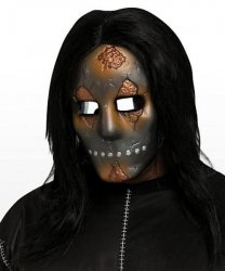 Maska lateksowa - Soul Master