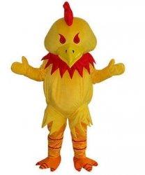 Strój chodzącej maskotki - Kurczak Ognisty