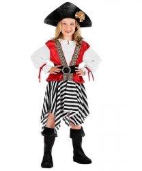 Strój teatralny dla dziecka - Piratka