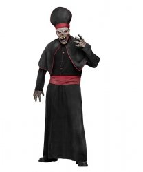 Kostium karnawałowy - Biskup Zombie
