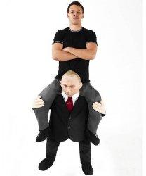 Kostium Carry Me - Putin