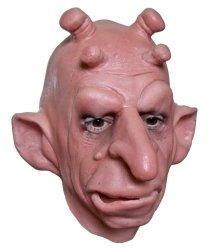 Maska lateksowa - Marsjanin