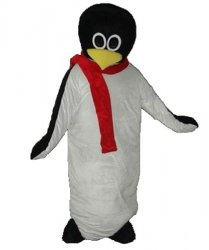 Strój chodzącej maskotki - Pingwin 6