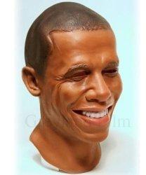 Maska lateksowa - Barack