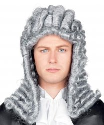 Peruka - Sędzia Siwy