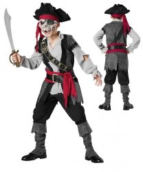 Strój dla dziecka na Halloween - Pirat