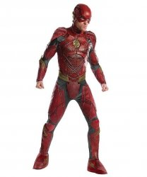 Kostium z filmu Flash - Flash Special Edition