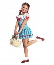 Kostium dla dziecka - Czarownik z Krainy Oz Dorotka