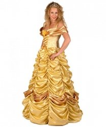Kostium teatralny - Złota Księżna