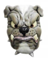 Maska lateksowa - Buldog