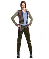 Kostium z filmu - Star Wars Jyn Erso