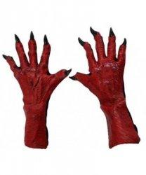 Sztuczne dłonie - Diabeł