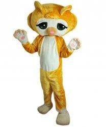 Strój chodzącej maskotki - Kot Petshop