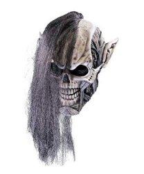 Maska lateksowa - Nekromat