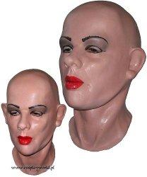 Maska lateksowa - Kamila