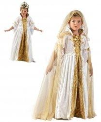 Kostium teatralny dla dziecka - Złota Królewna