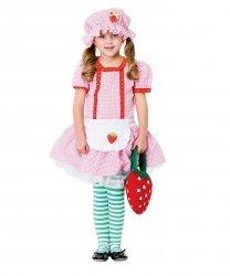 Kostium dla dziecka - Truskaweczka