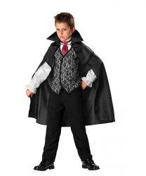Strój teatralny dla dziecka - Wampir Drakula