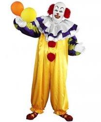 Strój na Halloween - IT Horror Clown