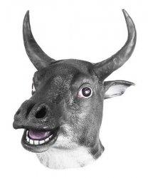Maska lateksowa - Krowa