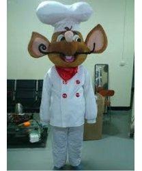 Chodząca maskotka - Mysz Masterchef