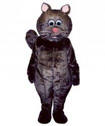 Strój chodzącej maskotki - Kot